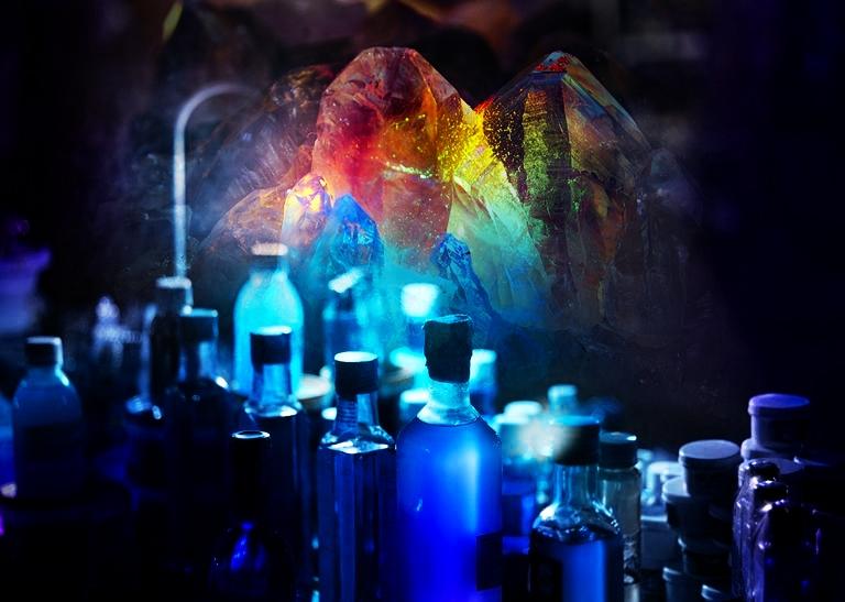 Incense, Oils & Crystals