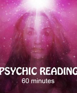 60 minute Psychic Reading